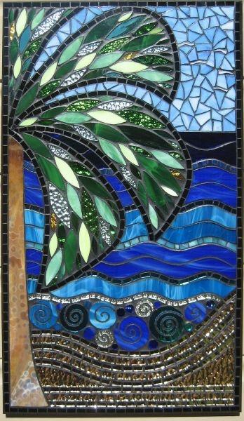 PalmBeach mosaic art mosaic design