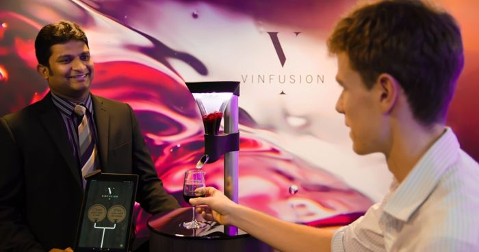 Inventan un dispositivo para crear tu propio vino en casa