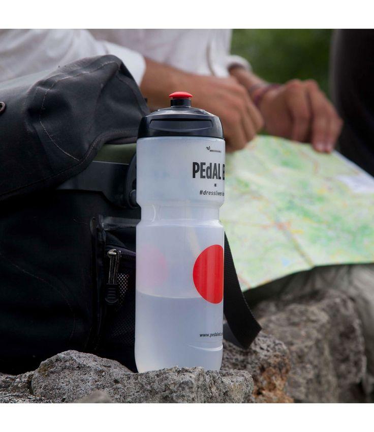 PEdAL ED Mizu Water Bottle -