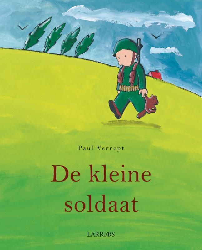 Paul Verrept - De kleine soldaat