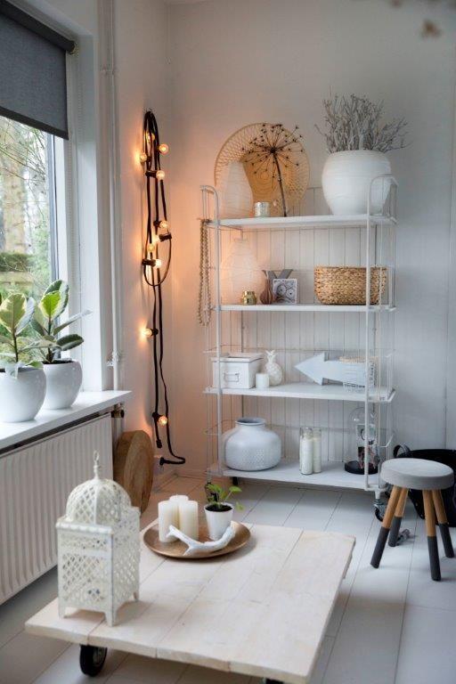 25 beste idee n over natuurlijk interieur op pinterest zolderinterieur design woonidee n en muur - Kantoor decoratie ideeen ...