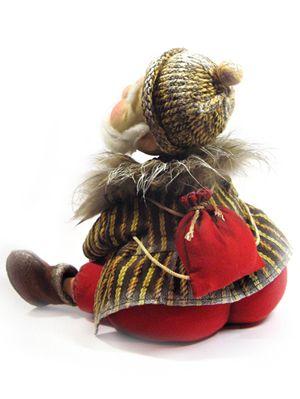 Пермская Галерея авторской куклы - Нежданова Таня