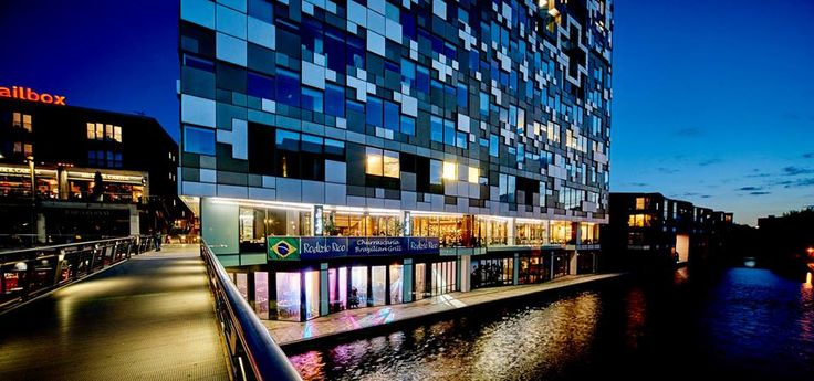 Introducing Canalside - a Marco Pierre White venue