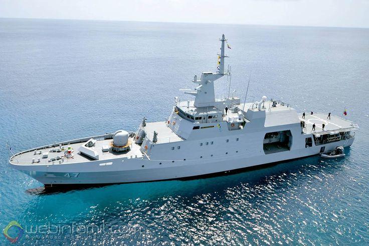 Plan de ampliación de la Armada Uruguaya - Las OPV