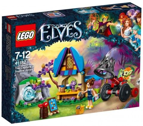 LEGO Elves 41182 pas cher - The Capture of Sophie Jones