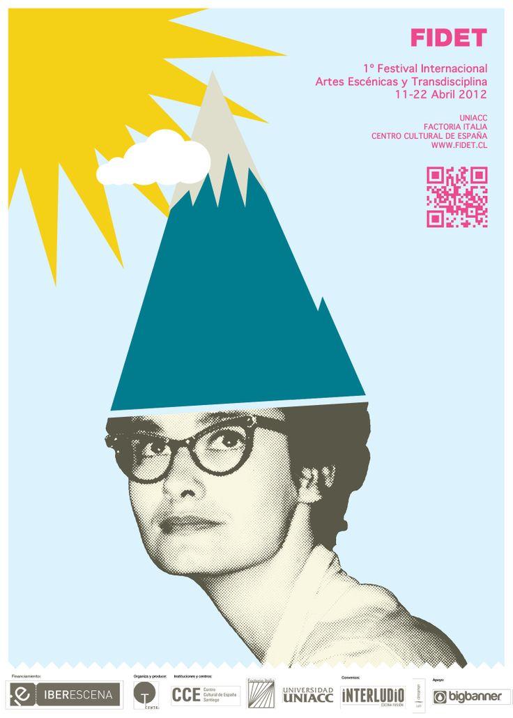 FIDET Festival Internacional de Artes Escénicas y Transdisciplina 2012