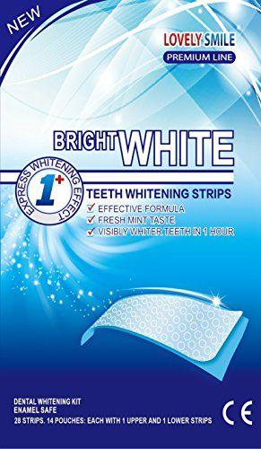 awesome 28 Bandas Blanqueadoras Dientes Blanqueamiento de dientes tiras con avanzada tecnología antideslizante - Whitestrips - Teeth Whitening Strips - Lovely Smile Premium Line Mas info: http://comprargangas.com/producto/28-bandas-blanqueadoras-dientes-blanqueamiento-de-dientes-tiras-con-avanzada-tecnologia-antideslizante-whitestrips-teeth-whitening-strips-lovely-smile-premium-line/