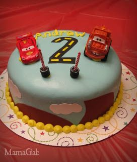 Best Car Cake Images On Pinterest Cars Birthday Parties Car - Easy car birthday cake