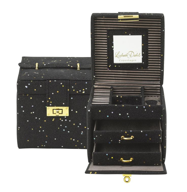 Stylish Jewellery box by Lisbeth Dahl Copenhagen Spring/Summer 13. #LisbethDahlCph #Jewellery #Beautiful #box