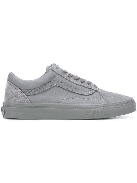 VANS 'Monochrome Pack' sneakers. #vans #shoes #sneakers