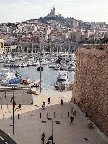 Vieux-Port de Marseille by Jacqueline Poggi on Flickr