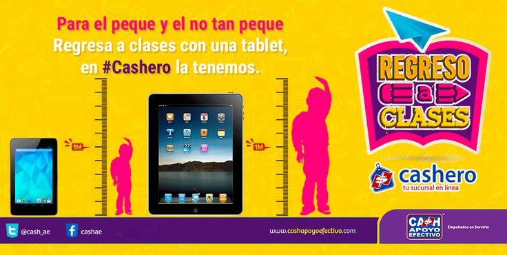 Para el peque y el no tan peque. En #Cashero tenemos las mejores. http://www.cashapoyoefectivo.com/