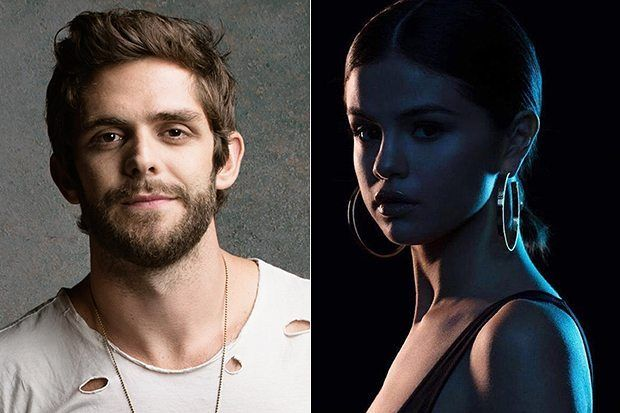 Thomas Rhett about about working with @selenagomez in a new song! Its possible Thomas told Rare Country on June 23 when asked if a new song with Selena would be featured on his new record set for release come September. Anytime the country world melts into the pop world its an interesting conversation. A lot of things need to go correct for it to work out. But yes Selena did sing a song of mine. Its still sort of up in the air if its going to actually make the record. Ive actually never met…