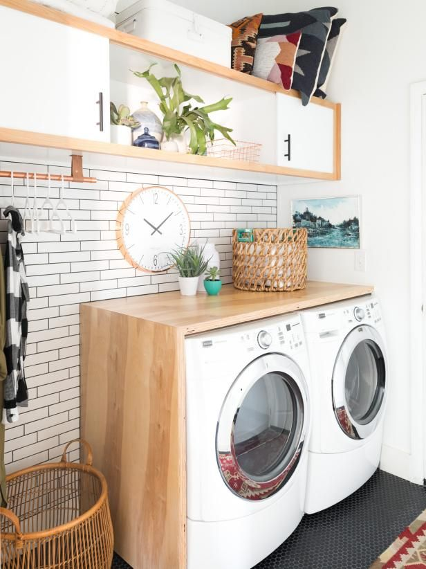 13 Genius DIYs to Maximize Your Laundry