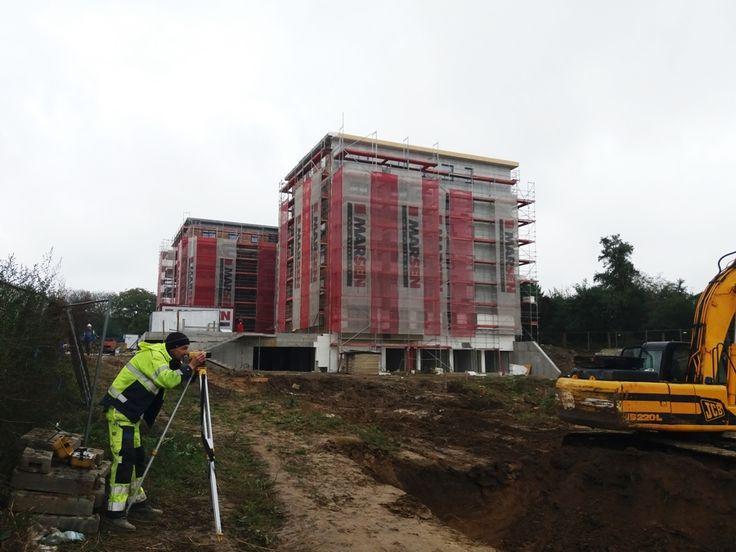 Budowa I etapu inwestycji Banacha postępuje!