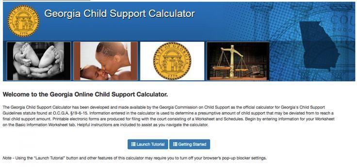 Online Child Support Calculator Child Custody Calculate Child