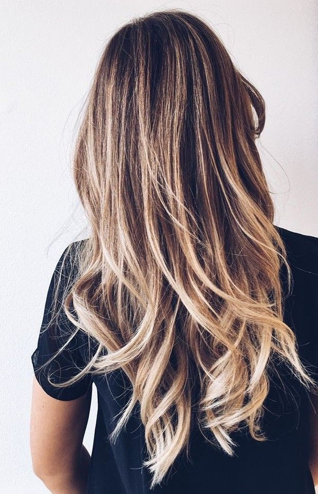 296 best hair color images on pinterest hairstyles hair and balayage highlights pmusecretfo Gallery