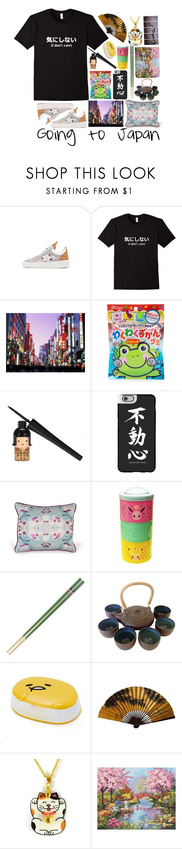 """""""Going to Japan this Summer"""" by princessfo-eva ❤ liked on Polyvore featuring Casetify and jcp"""