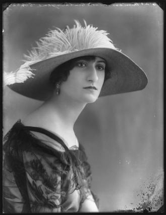 Balasha or Helene Cantacuzène?
