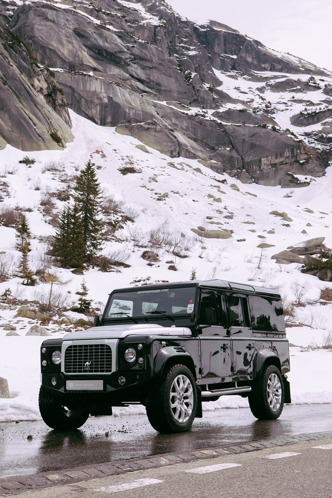 Find out more about our bespoke Defender ICON range at http://www.defendericon.com