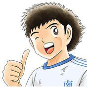CAPTAIN TSUBASA - http://www.line-stickers.com/captain-tsubasa/