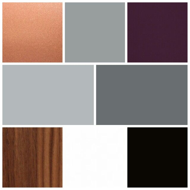 Color Palette For Our Living Spaces A Mix Of Grays On The