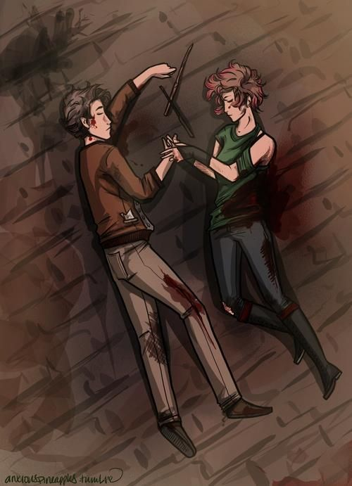 The death of Remus & Tonks
