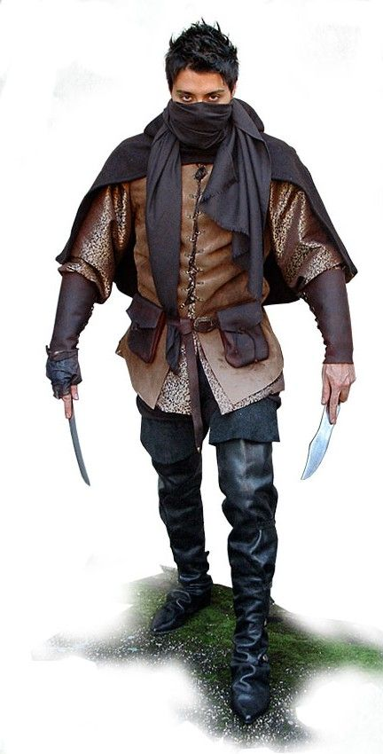 Costume Thief, Medieval Fantasy Costumes for sale - Avalon