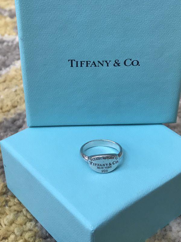 83f4104104a5d Tiffany & Co Ring Size 7 for Sale in Castle Rock, CO in 2019 ...