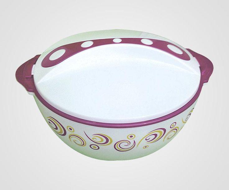 Θερμός φαγητού Pavonia Purple 5 lt