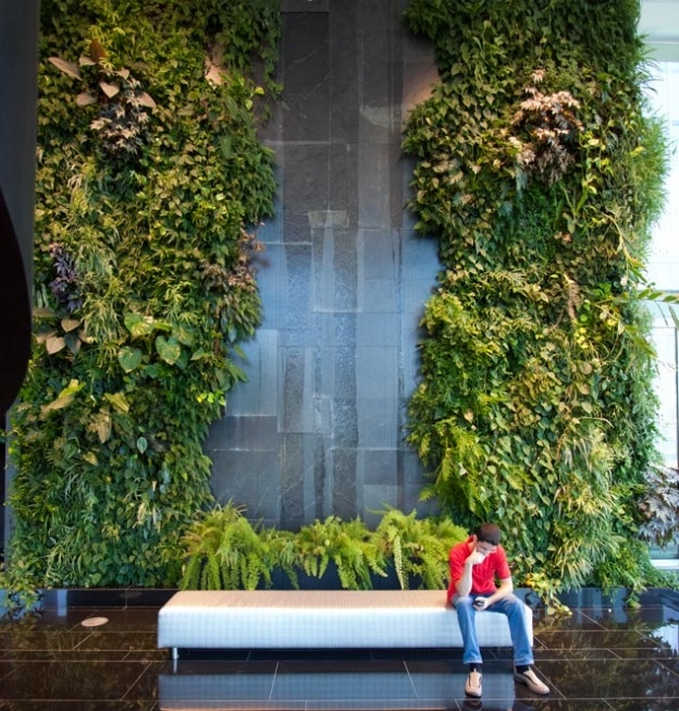 75 Best Images About Living Walls Roofs On Pinterest