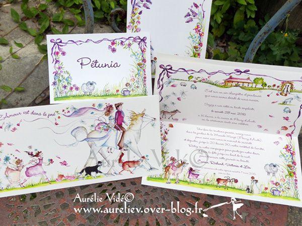 Bonjour et Bienvenue sur le site/blog de Aurélie Vidé faire-part mariage et naissance illustré et personnalisable. le wedding planner de la papeterie mariage et naissance. vous souhaitez annoncer un évenement heureux dans les prochains mois, alors choisisez...