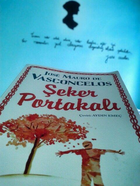 #kitap #book #sekerportakali