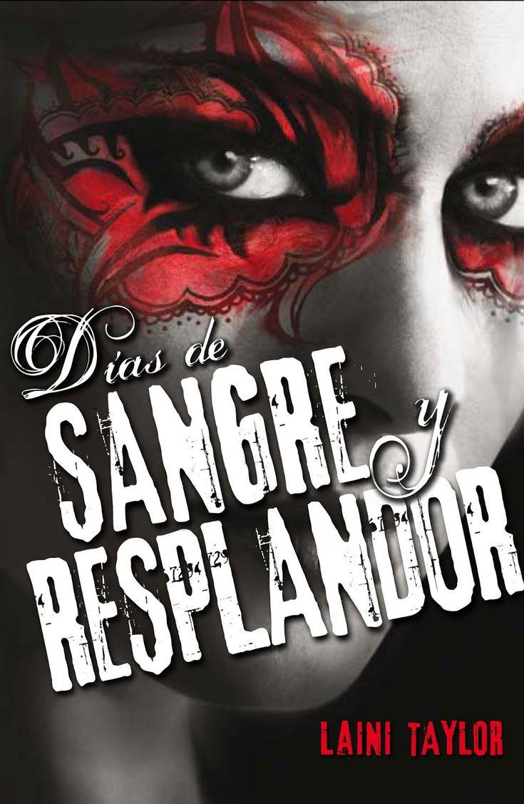 D�as De Sangre Y Resplandor Laini Taylor