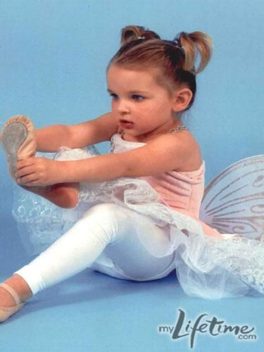 Dance Moms Kendall Baby pictures