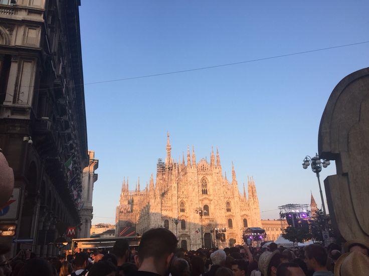 Il duomo  #milano