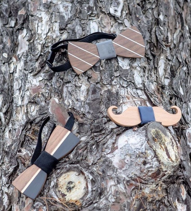 ***** Handmade wooden bow ties ***** #smartawood #BowTie