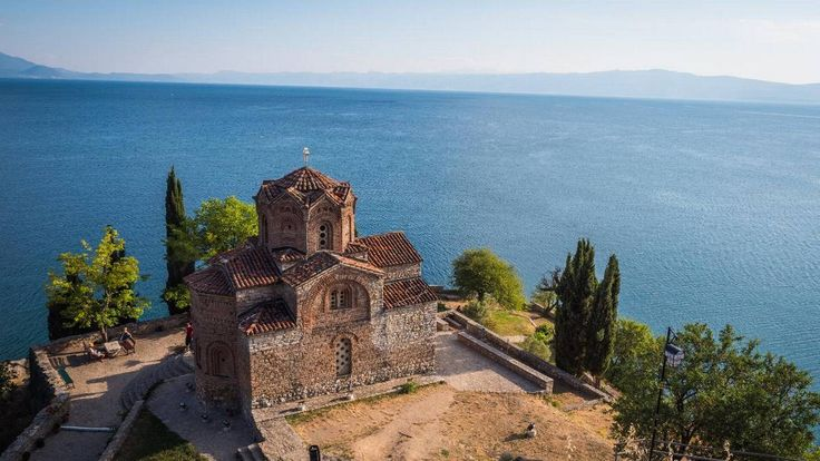 Slaraffenliv ved Europas eldste innsjø - Aftenposten