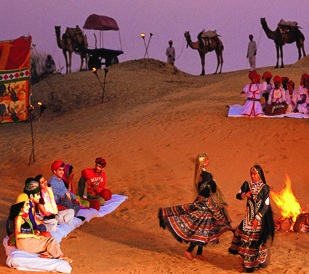 Biggest camel fair on the earth happening this year from Nov 09 to 17.Check out highlights, facts, official and sample events at Pushkar fair.