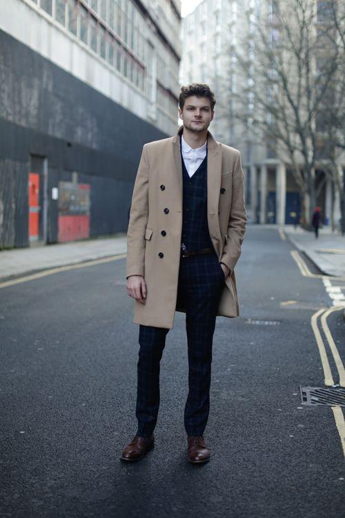 Street Style LCM AW14 'Dashing Brit' (Youtuber - Jim Chapman) - 02.jpg (500×750)