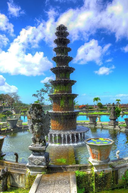 Bali, Indonesia | #Indonesia  #Travel http://exploretraveler.com http://exploretraveler.net