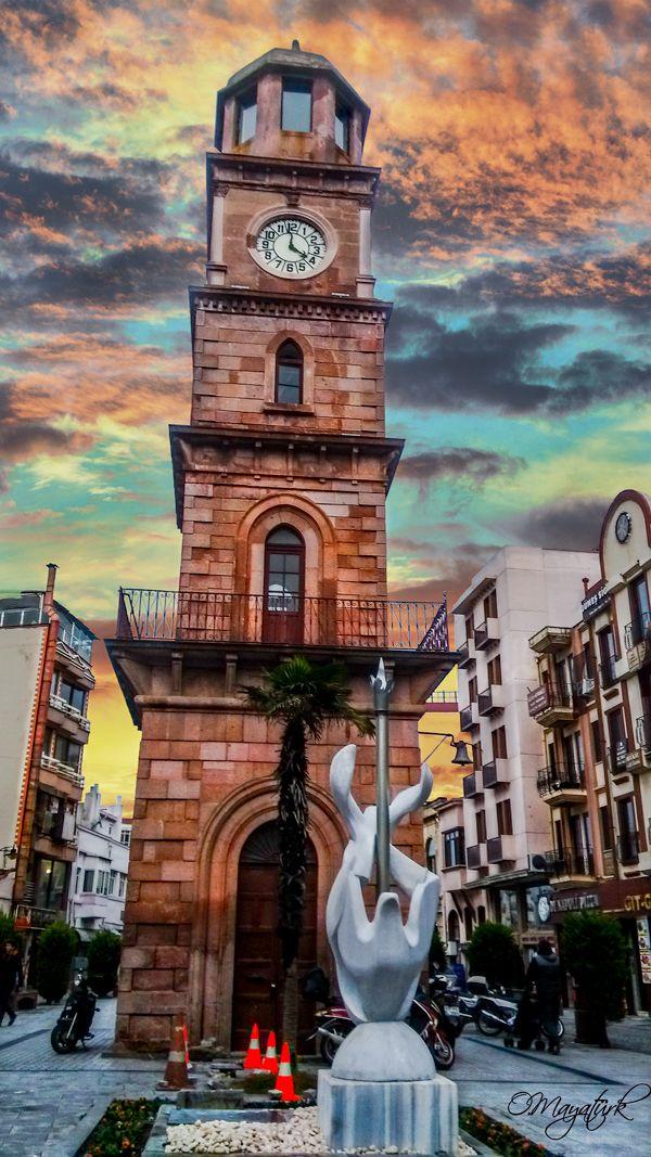 Çanakkale Tarihi Saat Kulesi