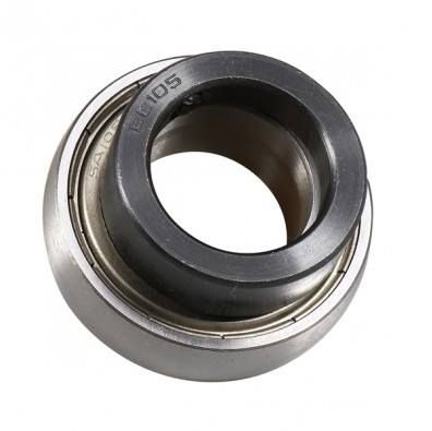 Flange mount bearing are commonly available in two, three, or four-hole configurations.