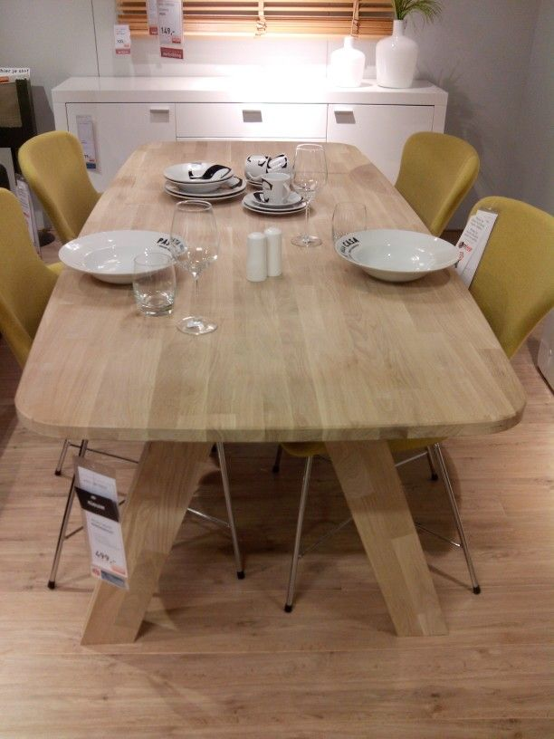 Eettafel Barendrecht via Woonexpress - €499