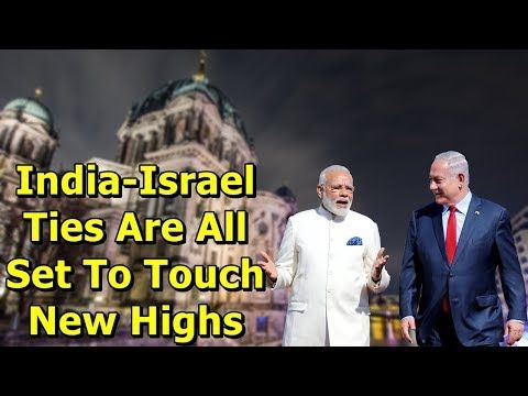 """This video shows you that India-Israel Ties Are All Set To Touch New Highs. In 1893, Swami Vivekananda famously invoked India's embracing """"inclusivity"""" in his seminal address to the World Parliament of Religions in Chicago by stating: """"I am proud to tell you that we have gathered in our bosom th..."""