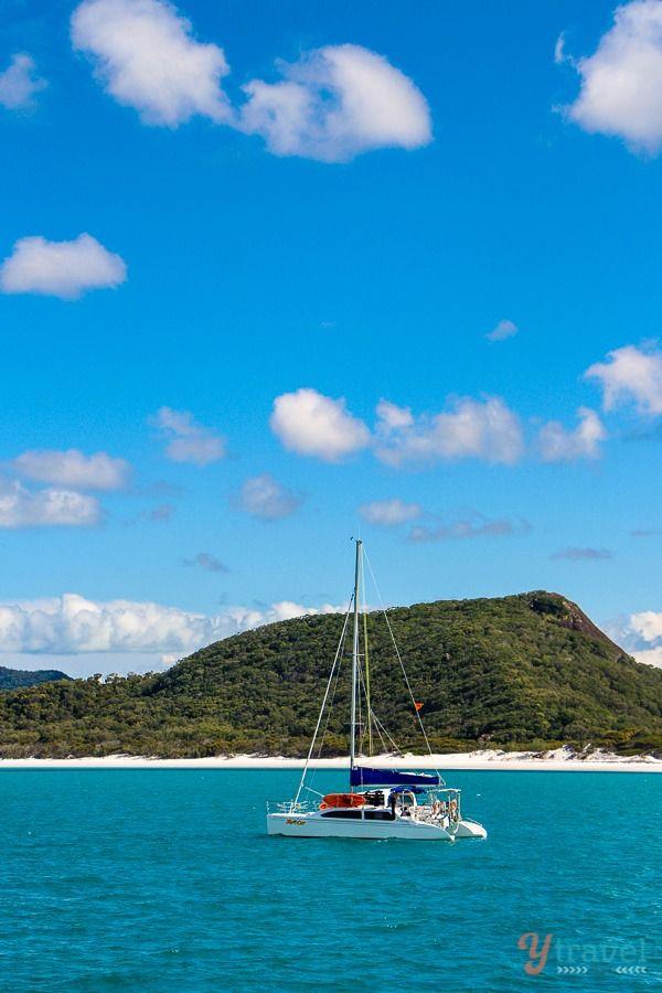 Whitehaven Beach, Queensland, Australia - more on the blog!