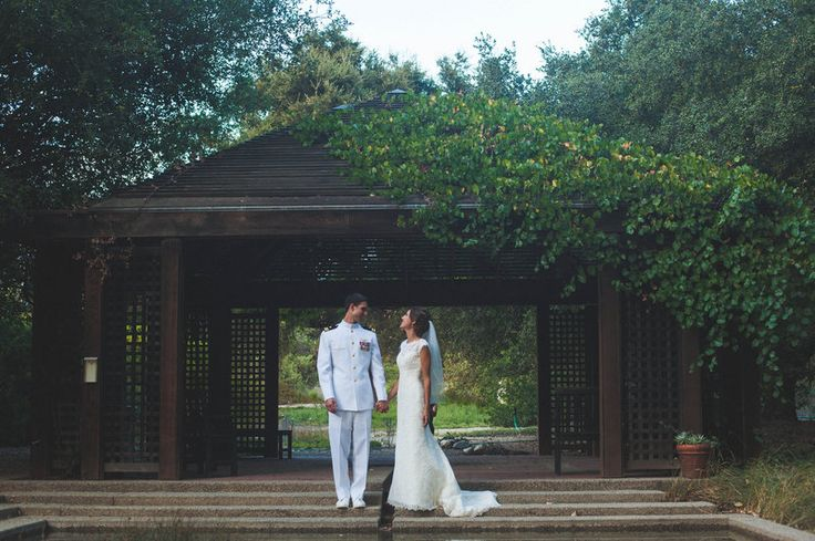 Rancho Santa Ana Botanic Gardens Wedding In Claremont California The Cultivar Garden Large