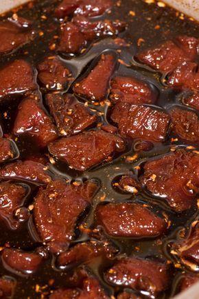 Venison Steak Marinade Red Wine Vinegar | Amazing Sauces and Marinades #gravy #marinades #sauces
