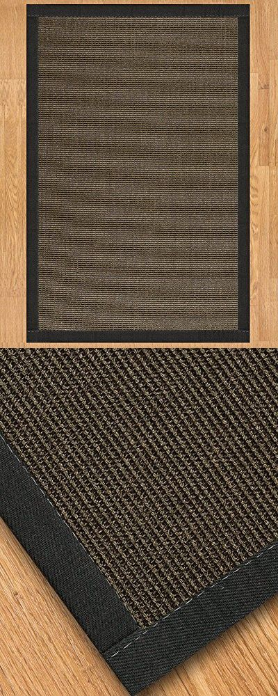Natural Area Rugs Big Sur Collection 6 Feet By 9 Feet Handmade Eco