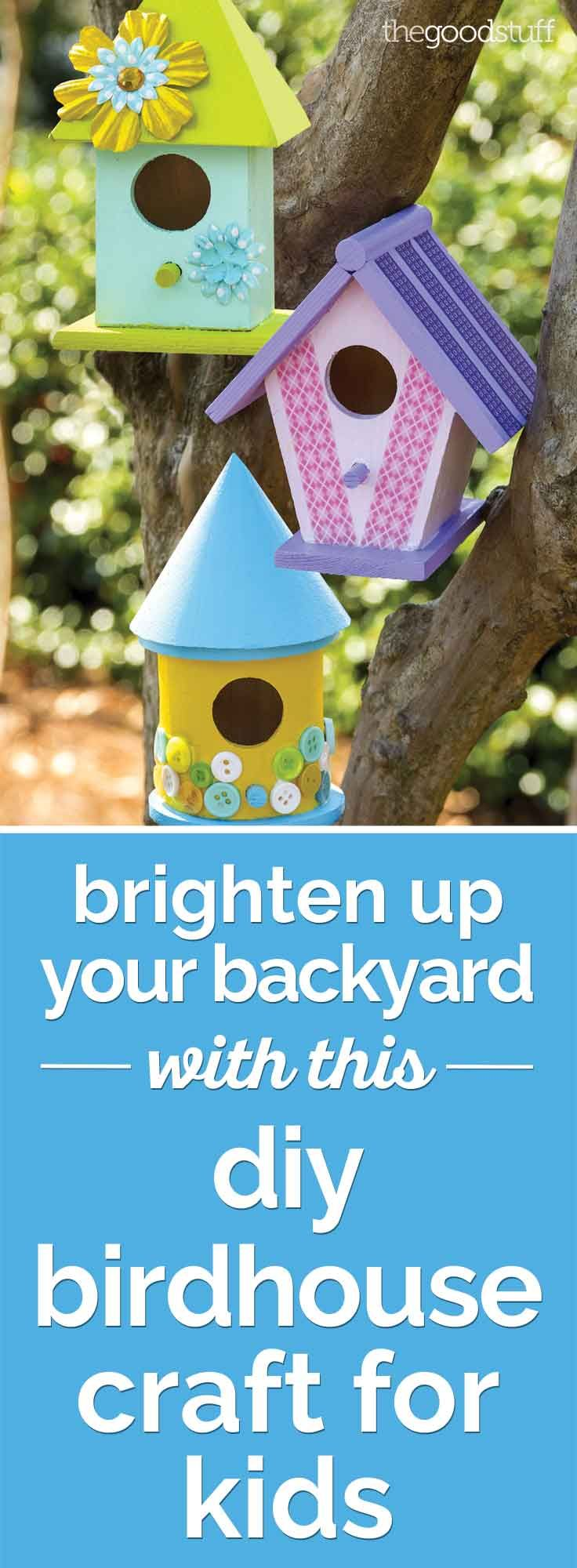 Simple and fun craft idea for the kids!